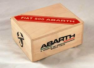 Fiat ABARTH Welcome Kit