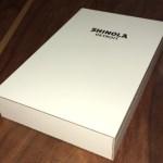 Shinola MinnMade Composite Retail Package