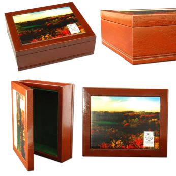 Stillwater Country Club - Tile Insert Box
