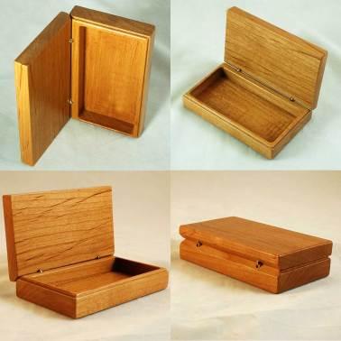 Hinge Box with Radius Corners