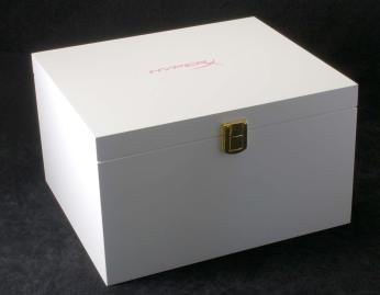 HyperX Headphone Box - Bright White