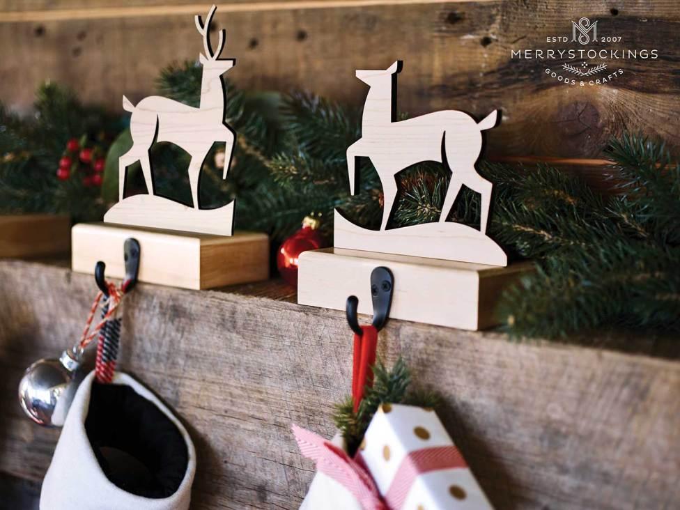 Wood-Christmas-Stocking-Holders-_-MerryStockings2