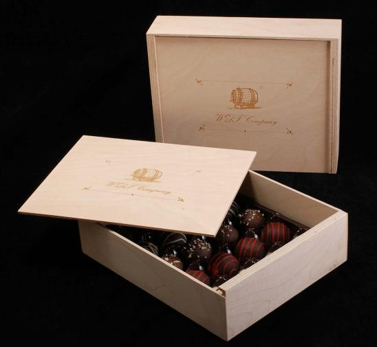 WDI Bliss Box - Cigar Size - with Product