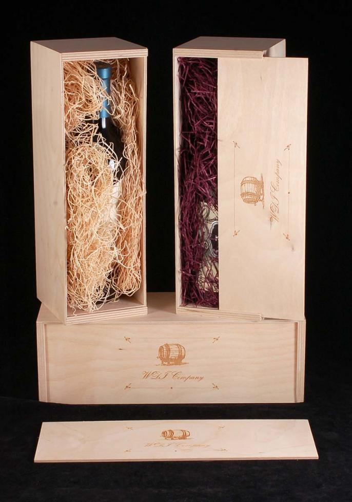 WDI Bliss Box - Wine and Spirits
