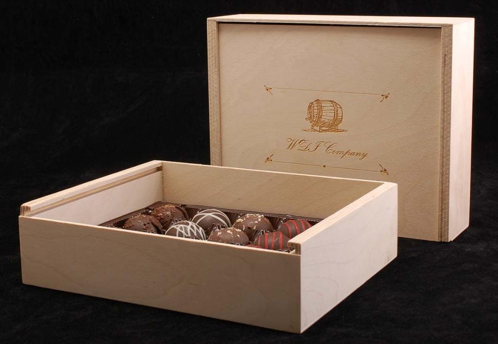 Value Box Chocolates