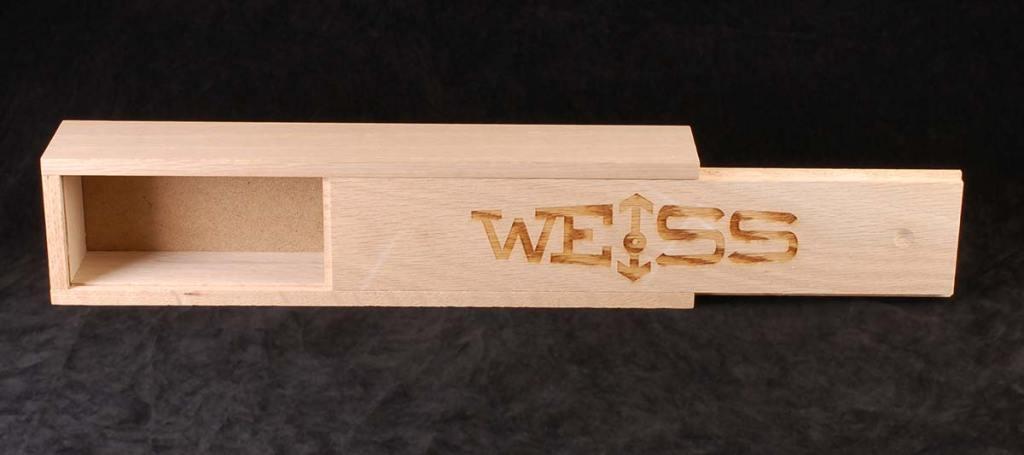 Weiss Watch Box