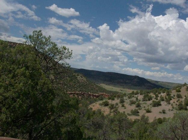 Scenic Views at the W Diamond L Ranch