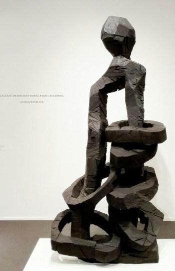 Galerie Thaddaeus Ropac: Georg Baselitz