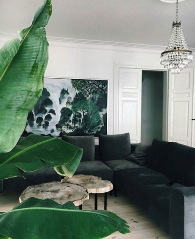 wdistrict_green-velvet-sofa