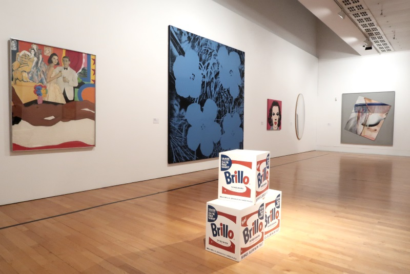 Berardo Collectie Lissabon Andy Warhol