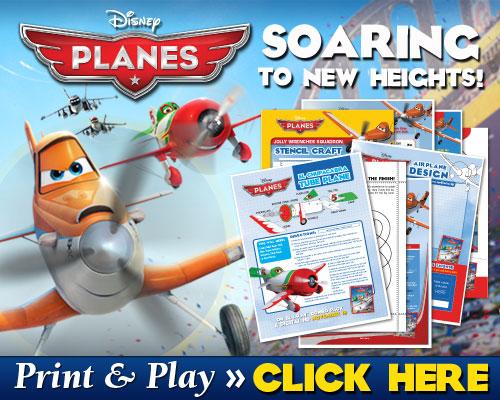 Download Planes Games & Activities