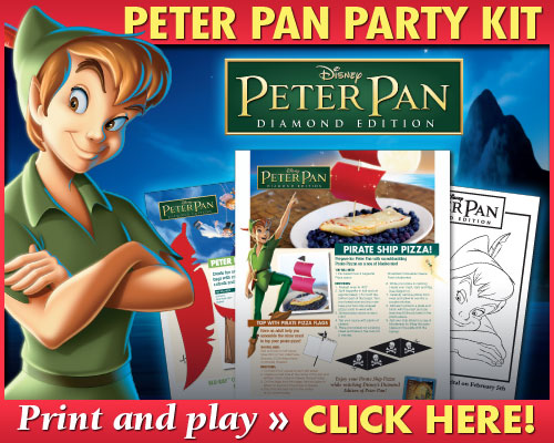 Peter Pan Party Kit