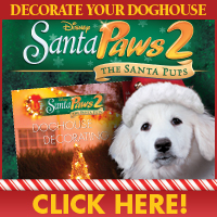 download Santa Paws 2 Decorate Your Doghouse!