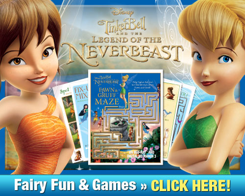 tinkerbell and the legend of the neverbeast