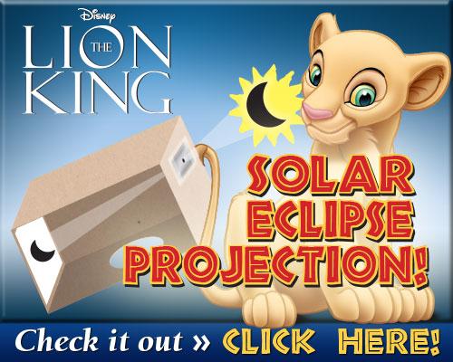 Download The Lion King Signature Solar Eclipse Activity