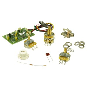 * WD Music Products  FENDER® CLAPTON 25DB MID BOOST KIT