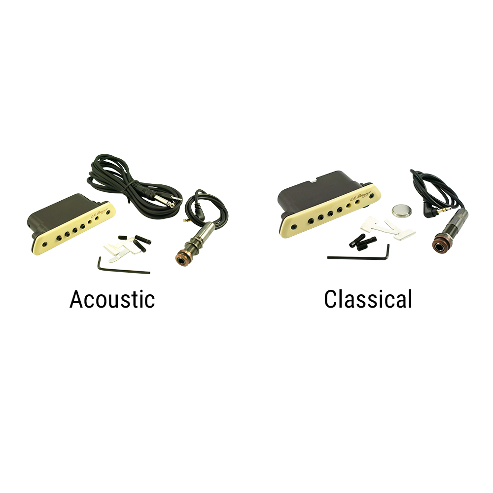 L.R. Baggs M1 Active Or Passive Soundhole Pickup For