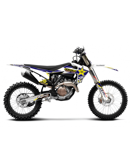 Graphics Kit Husqvarna Rockstar