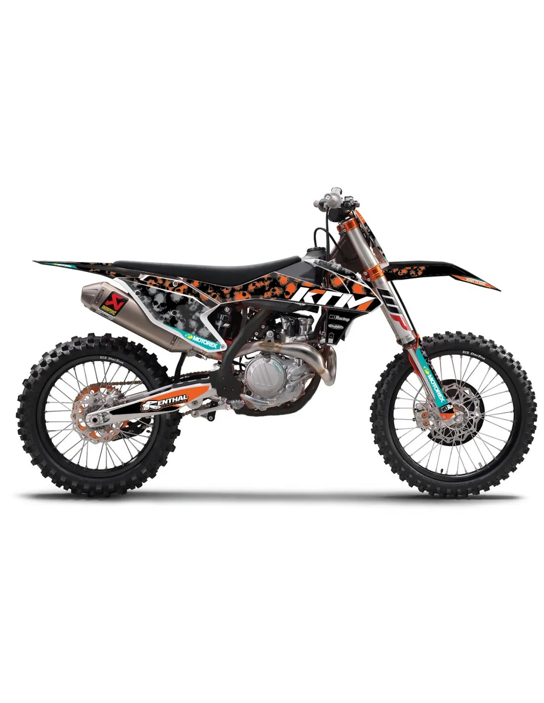 Graphics Kit KTM DOOMSDAY