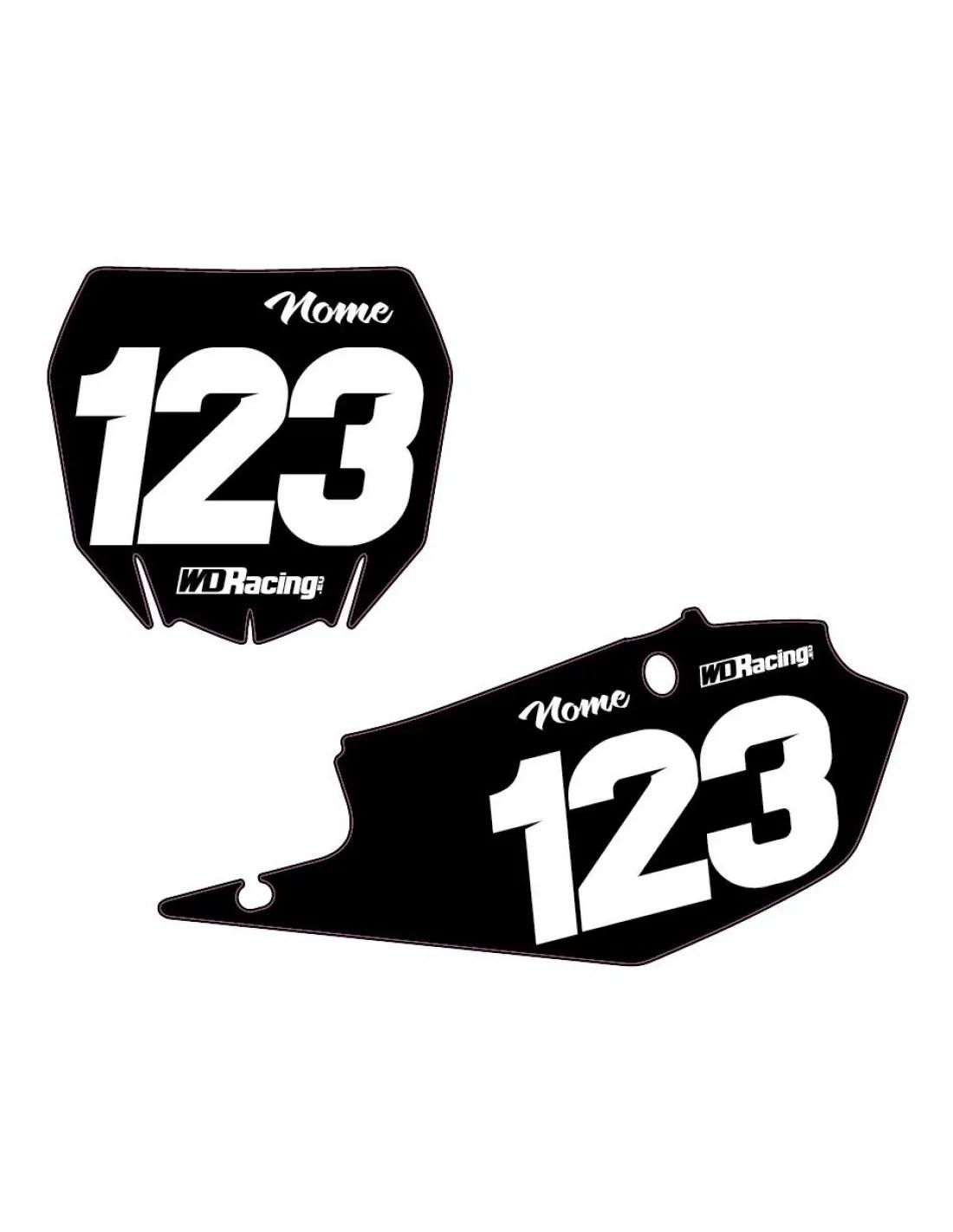 Tabelle Solid Yamaha YZ YZF WR WRF