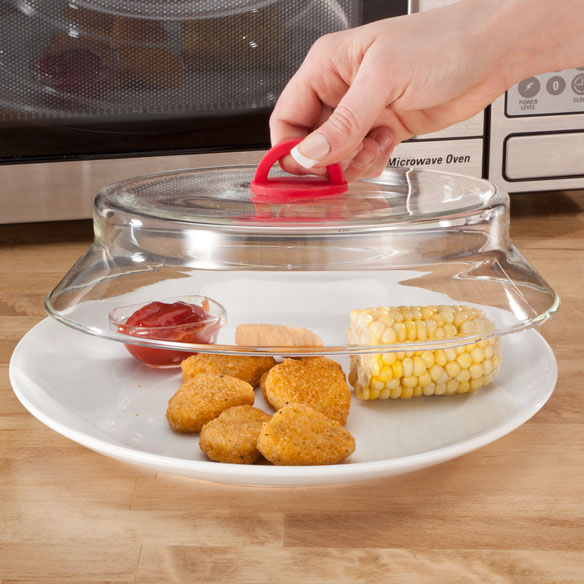 Glass Microwave Plate Cover Microwave Plate Cover