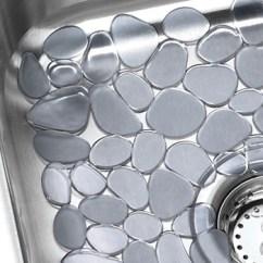 Kitchen Sink Mats Savannah Cart Panasonic St30 Prices And Deals Matskitchen Pebblz Cleaning Repair Walter Drake
