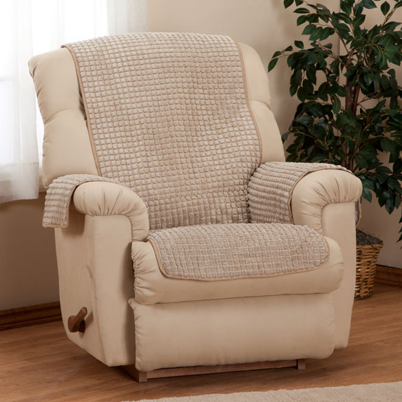 christmas chair covers for sale rattan desk chenille recliner furniture protector - cover walter drake