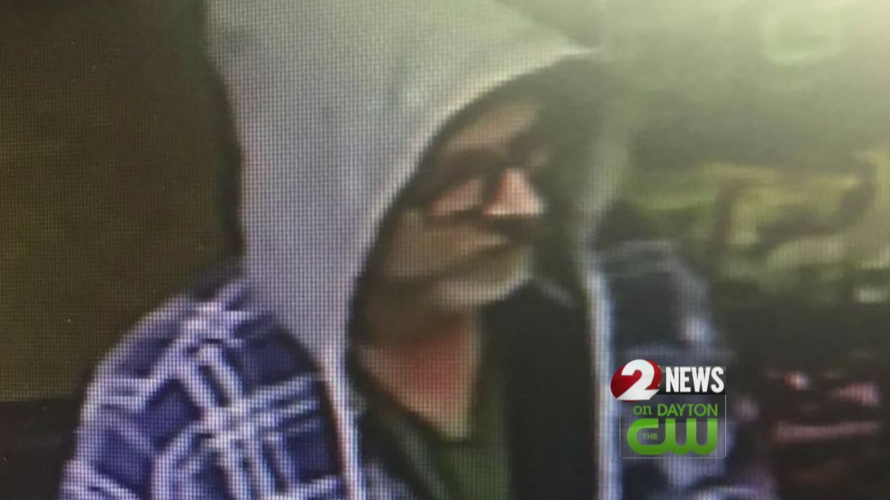 Robbery suspect police believe is connected to 5 other robberies in Dayton and Kettering. (WDTNPhoto)_153366