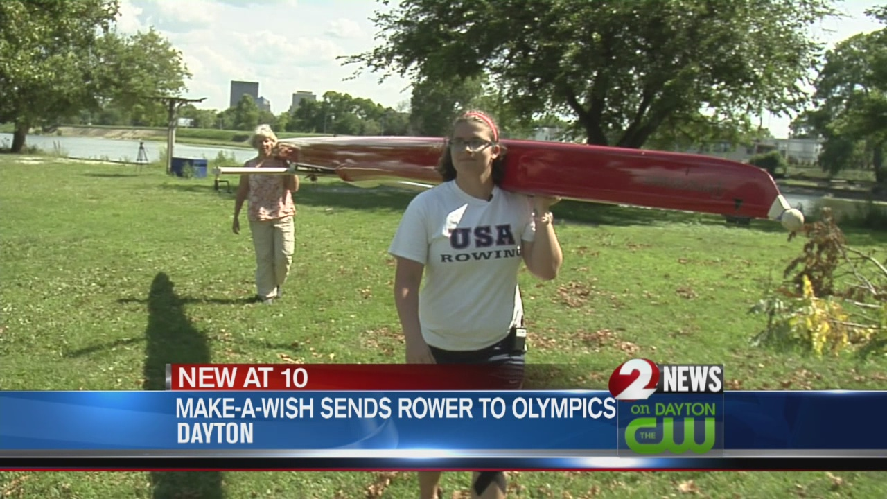 Make-A-Wish sending Dayton family to Rio for Olympics_175594