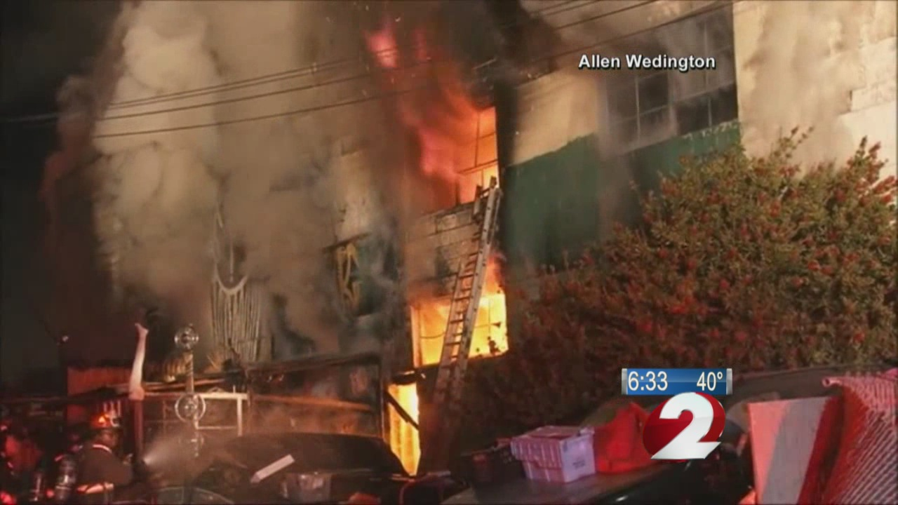 Lawyer: Ghost Ship fire started in adjacent building