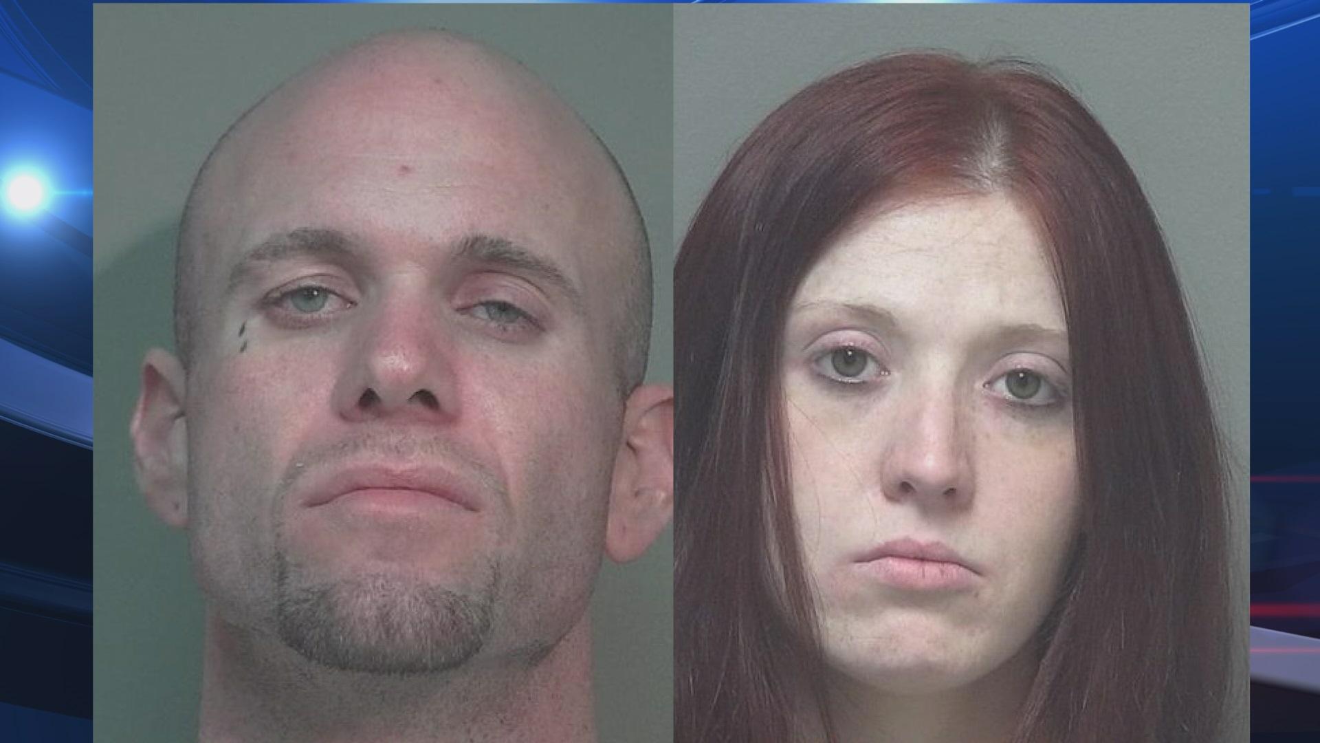 2 people arrested in Troy motel drug bust