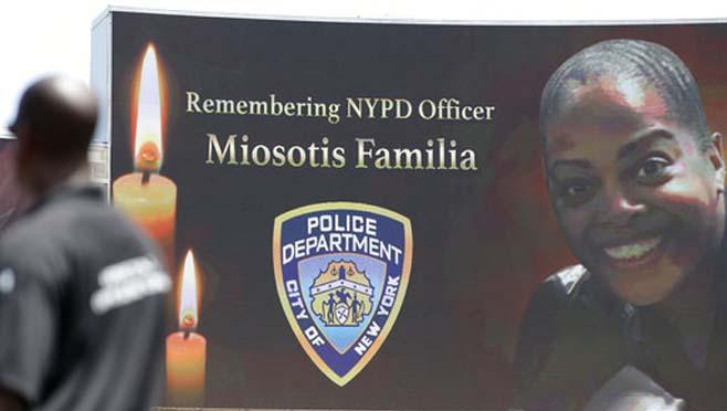 New York Police Officer Shot_254925
