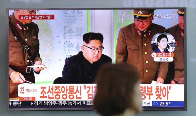 9- 4 South Korea North Korea Nuclear_262501