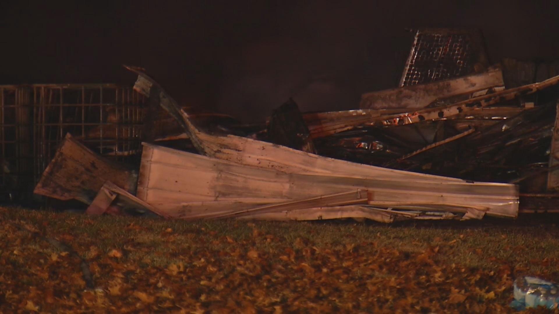 Sugarcreek Township Barn Explosion_285737