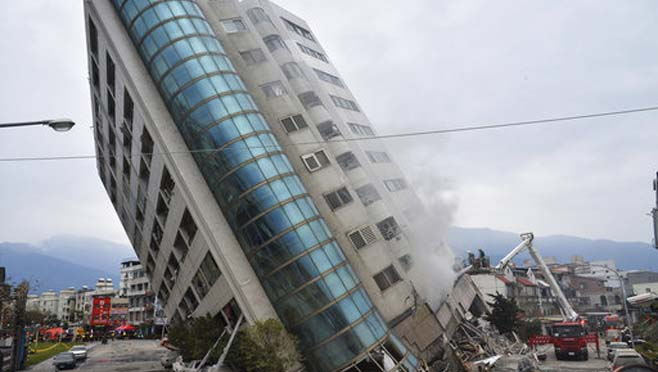 Taiwan Earthquake_294447