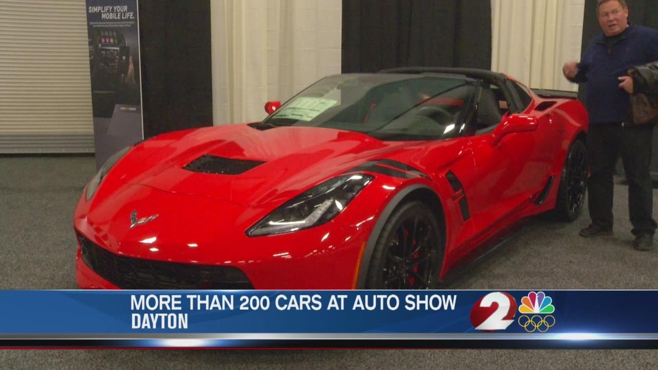 Dayton Auto Show >> Dayton Auto Show Wraps Up At Dayton Convention Center