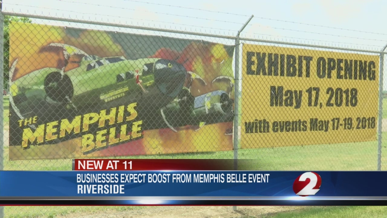Big crowds expected for Memphis Belle unveiling