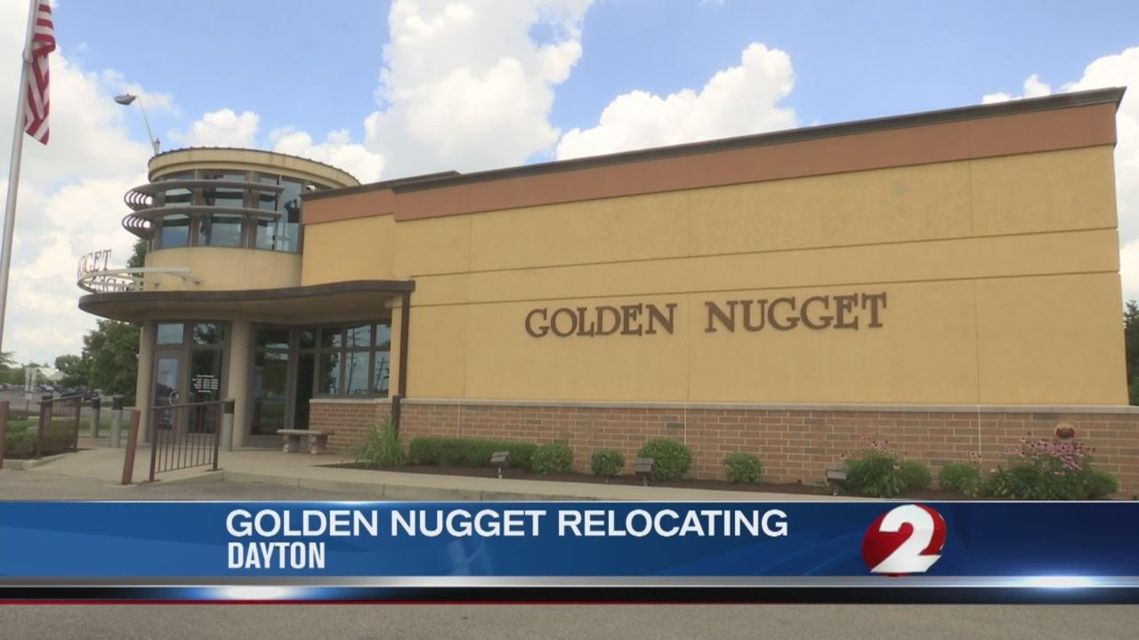 Golden Nugget restaurant for sale