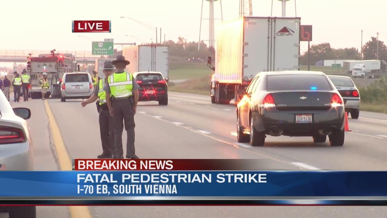 Man found dead on I-70