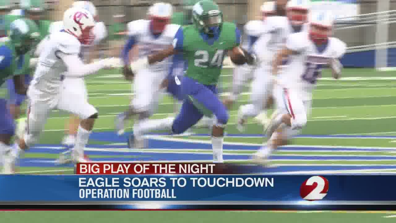 Operation Football Big Play of the Night 5
