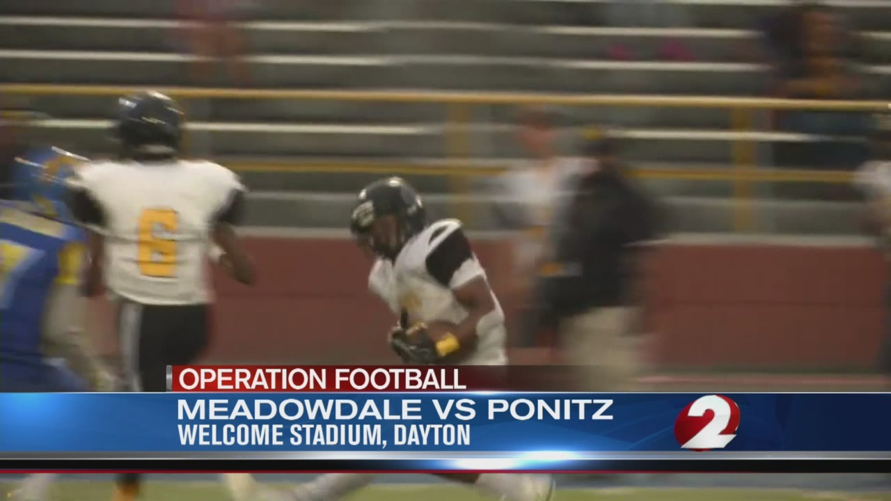 Operation Football Week 5: Meadowdale at Ponitz