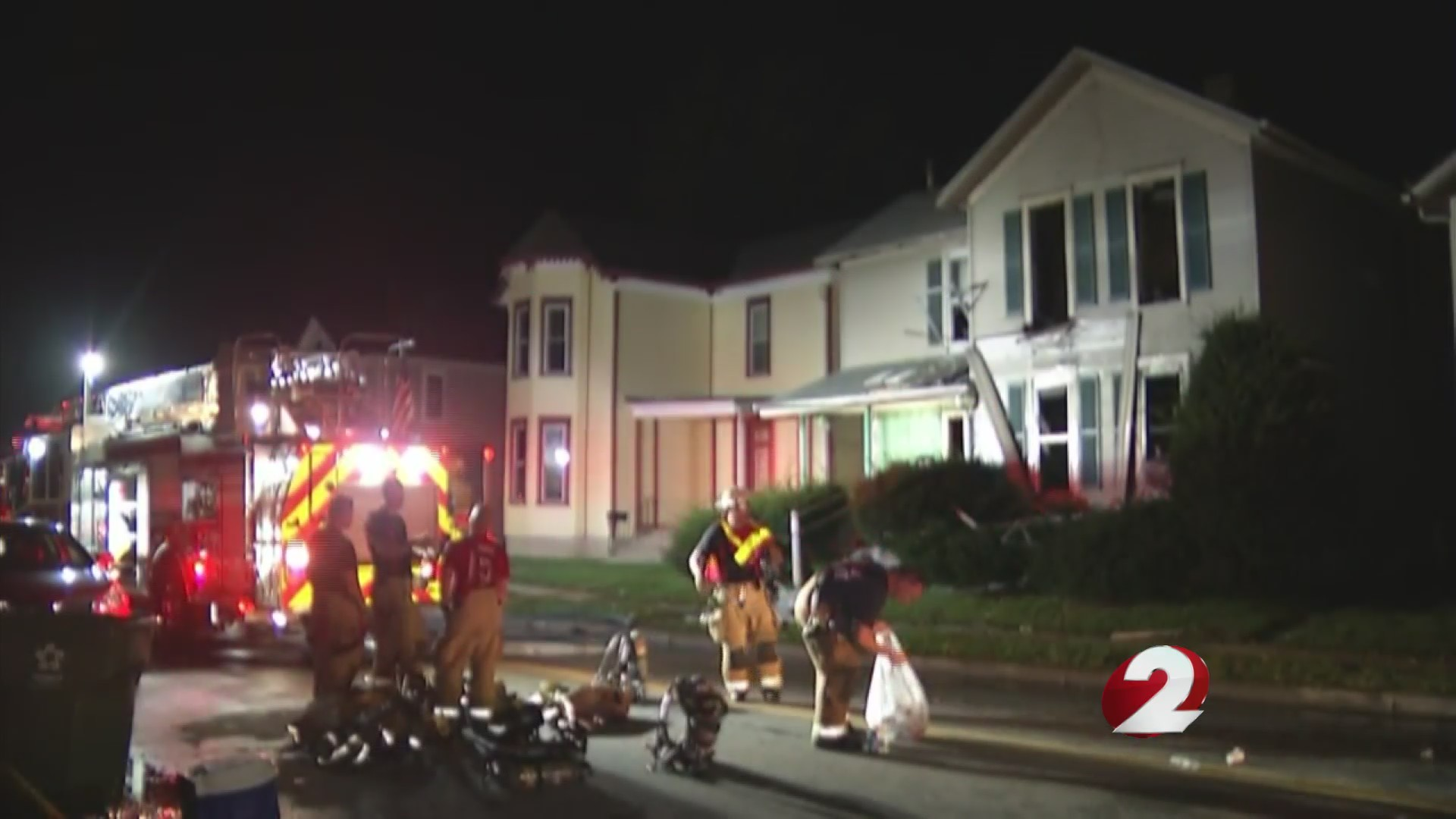 Kroger Sidney Ohio >> Six People Displaced After House Fire In Sidney