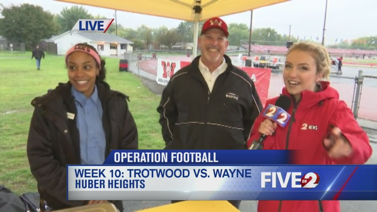 Operation Football Tailgate of the Week 10: Wayne vs. Trotwood