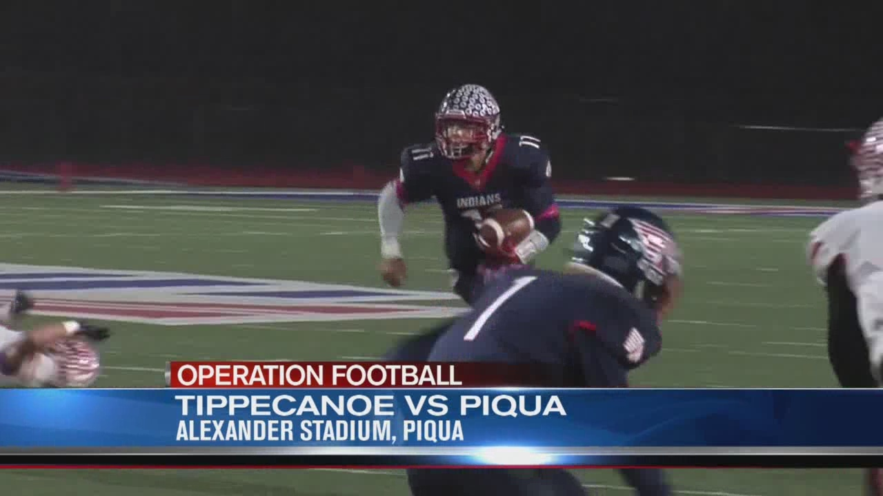 Operation Football Week 9: Tippecanoe at Piqua