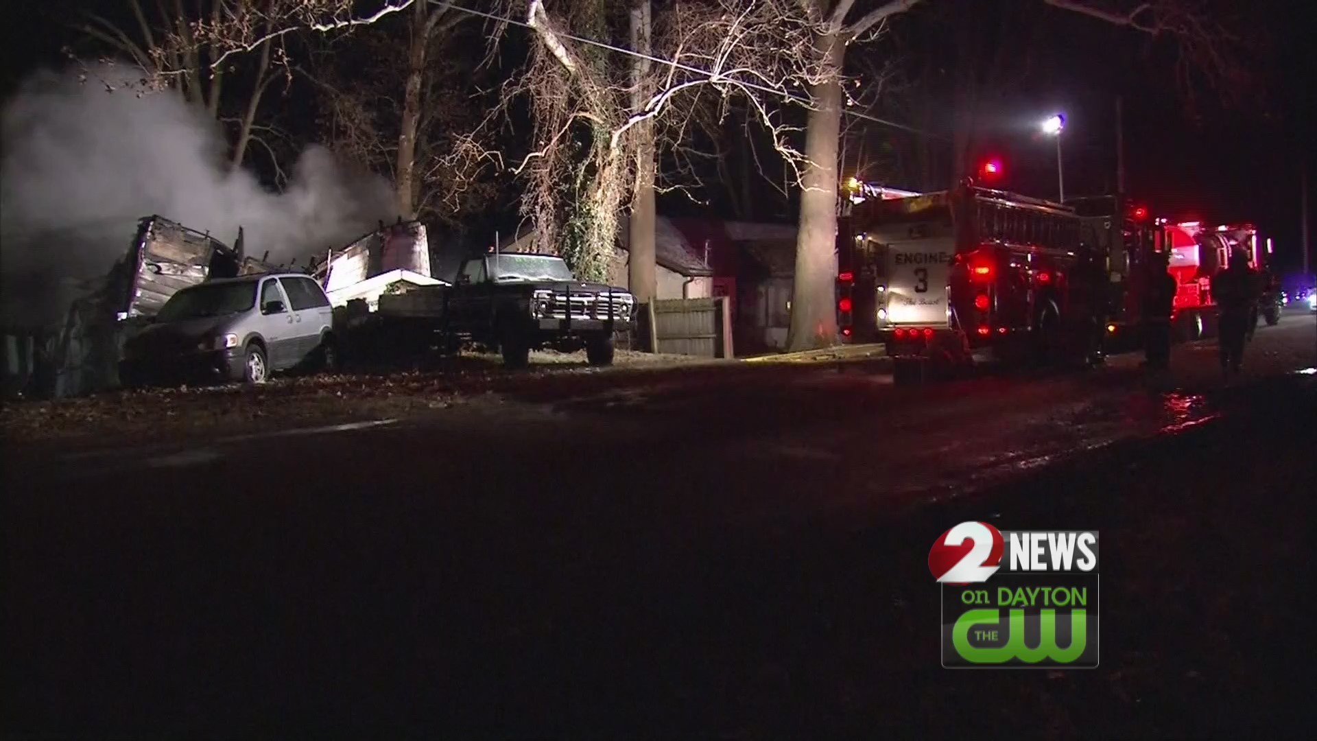 6 people, including 4 children, believed dead in Indiana house fire