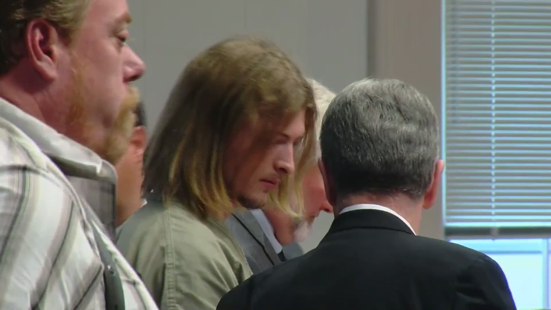 Jake Wagner appears in court for arraignment