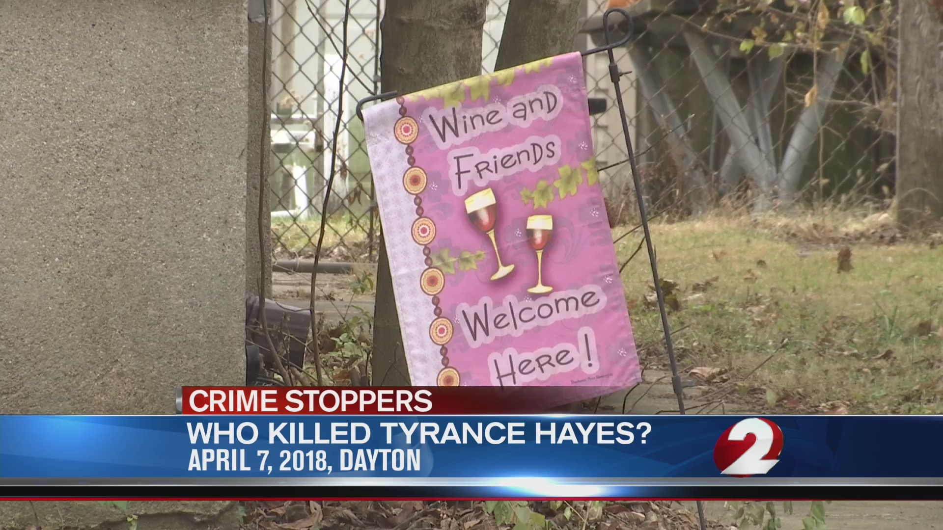 Crime Stoppers: Who gunned down Tyrance Hayes?