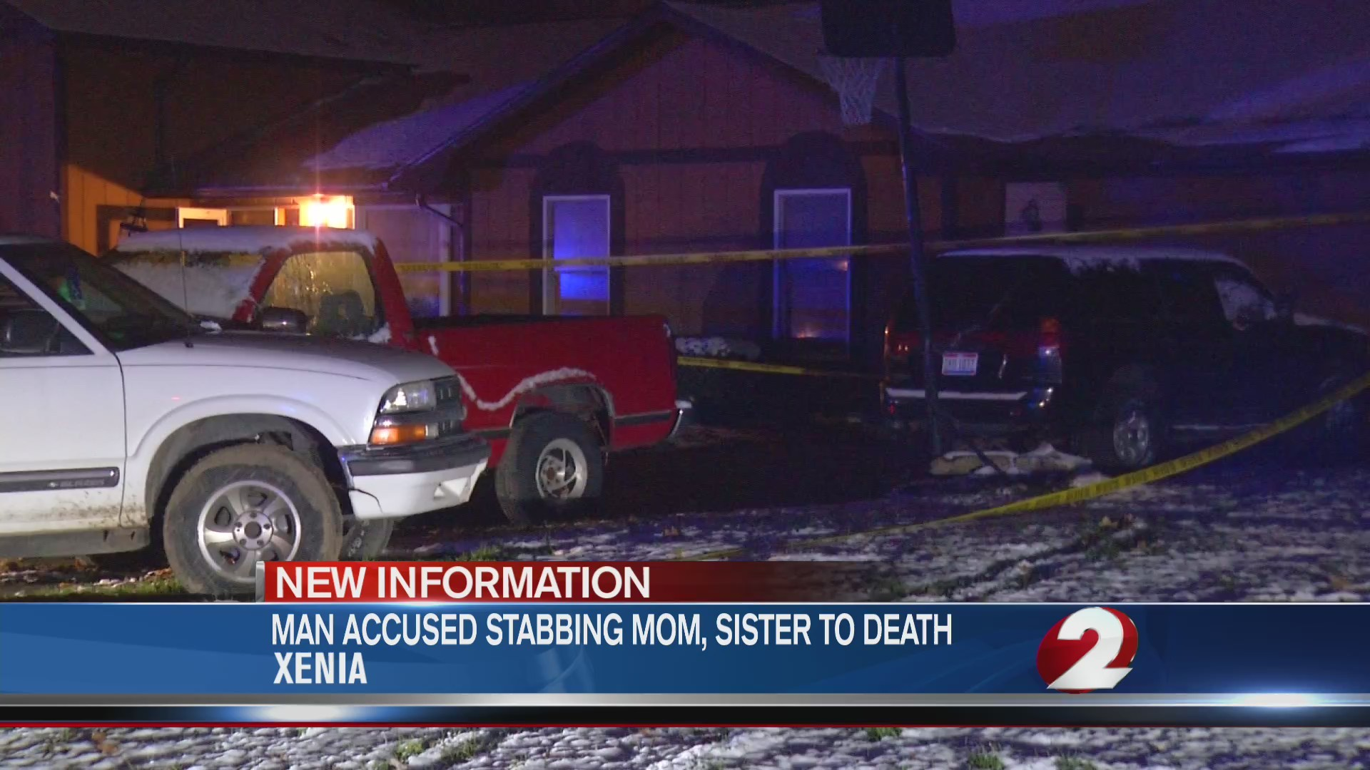 Man accused in Xenia stabbing that killed 2