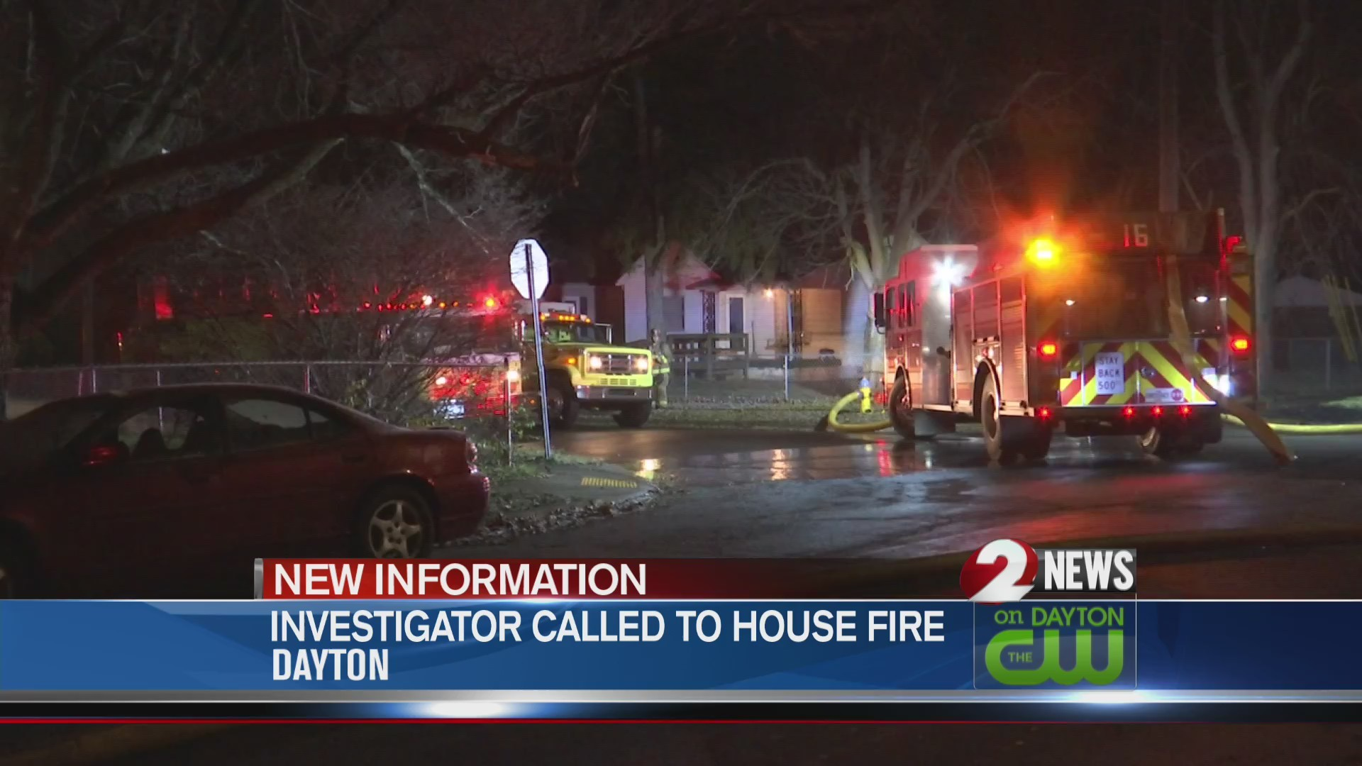 Pets die in Dayton apartment fire