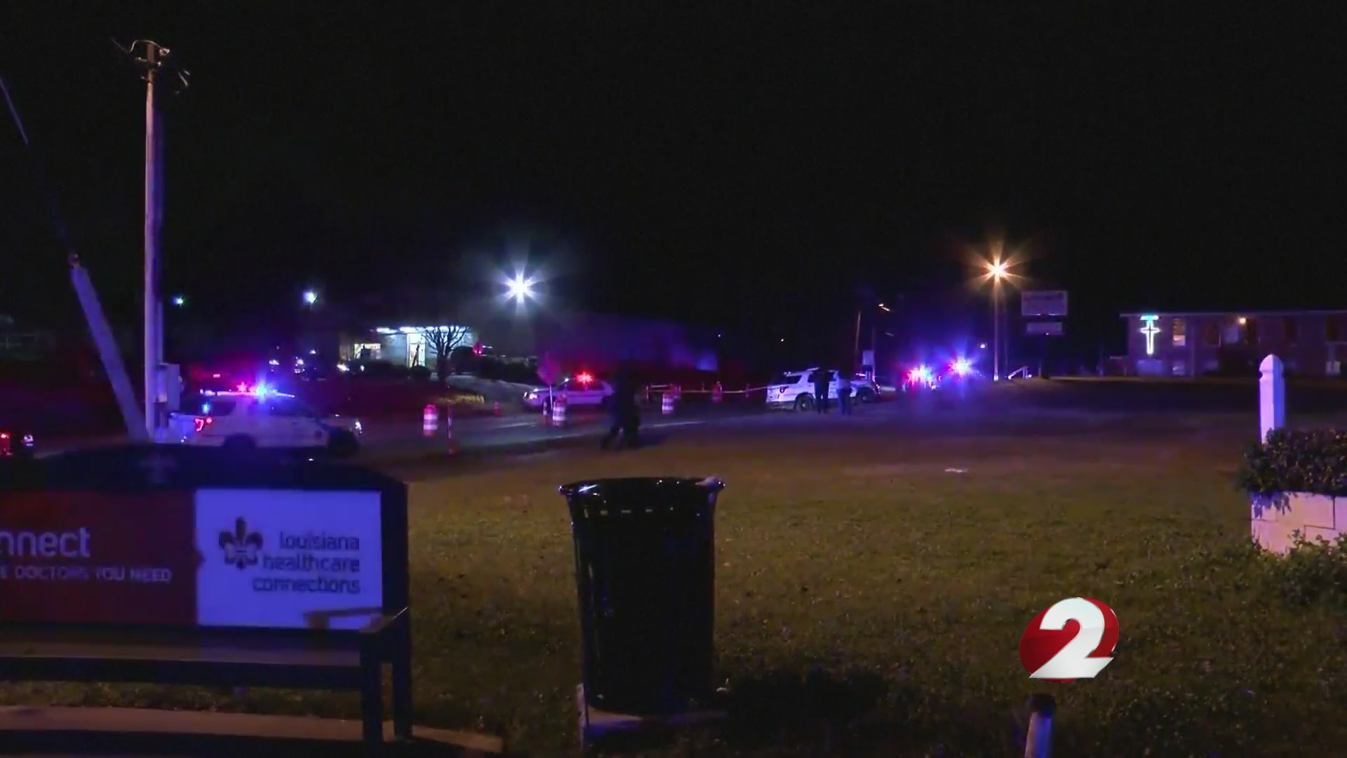 2 officers shot in separate incidents; 1 fatal